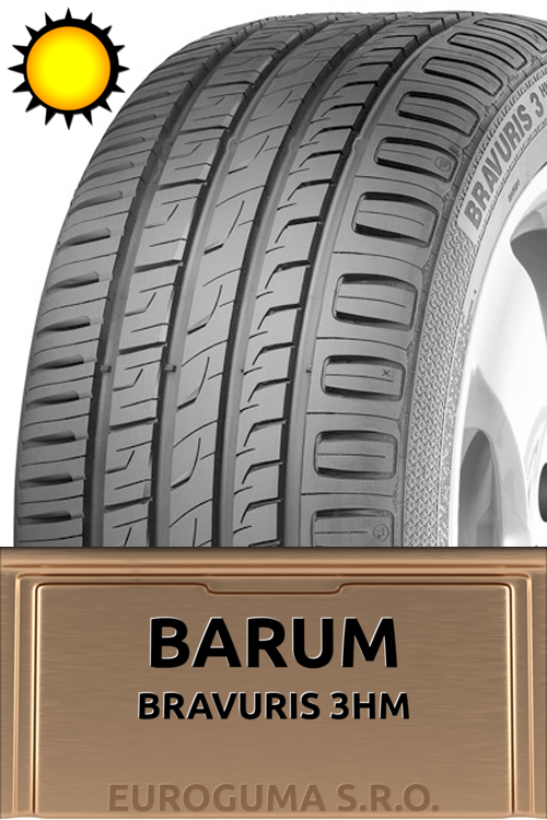 BARUM BRAVURIS 3HM 205/40 R17 84Y FR XL