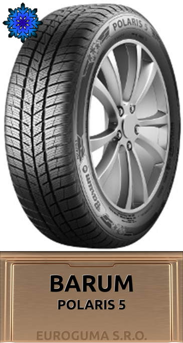 BARUM POLARIS 5 225/65 R17 106H FR XL
