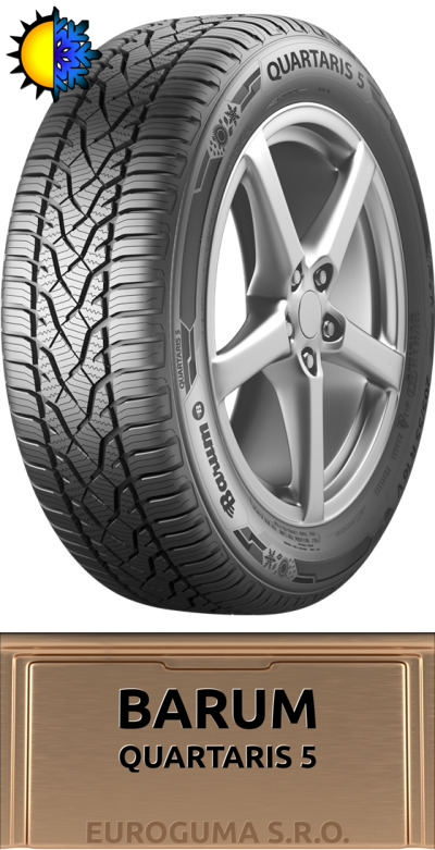 BARUM QUARTARIS 5 165/65 R14 79T M+S