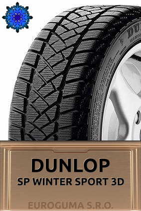 DUNLOP SP WINTER SPORT 3D 215/60 R17C 104/102 H C