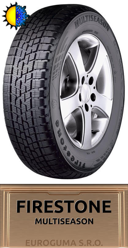 FIRESTONE MULTISEASON 215/60 R16 99H XL