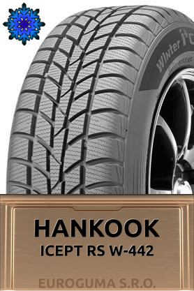 HANKOOK ICEPT RS W-442 155/70 R13 75T