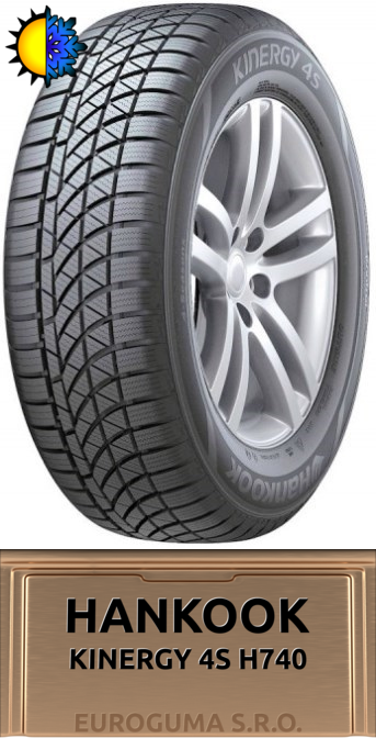 HANKOOK KINERGY 4S H740 155/70 R13 75T