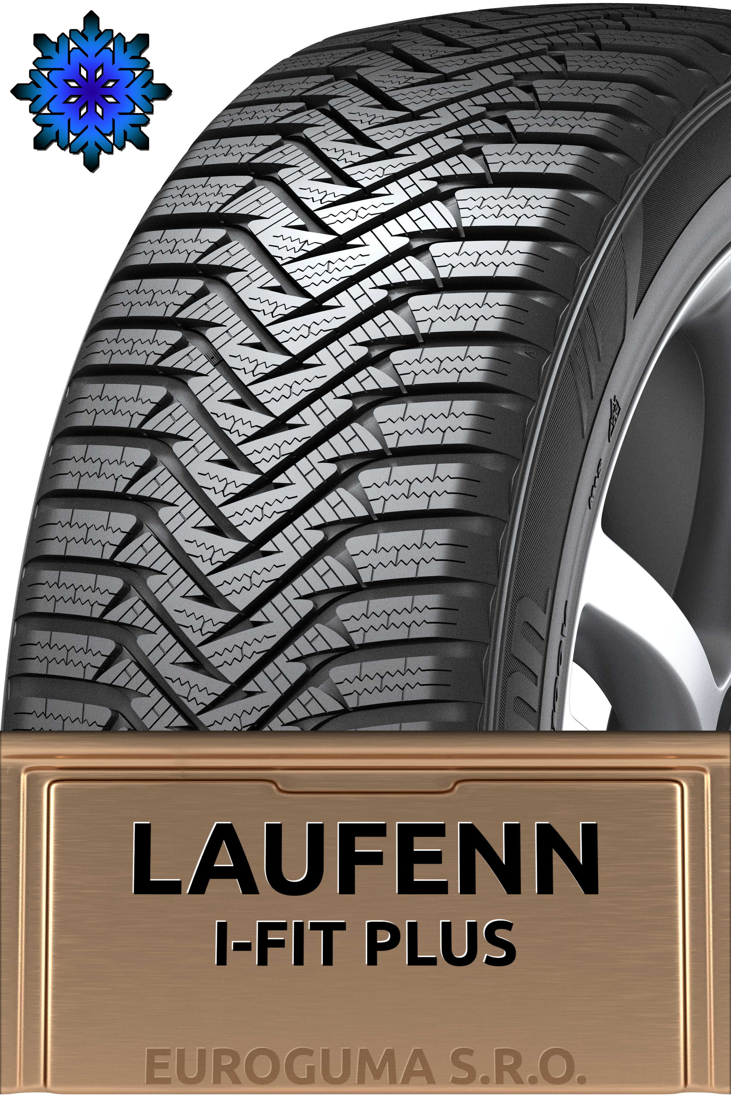 LAUFENN I-FIT PLUS 175/65 R15 84T