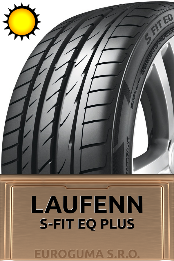 LAUFENN S-FIT EQ PLUS 195/50 R15 82H MFS
