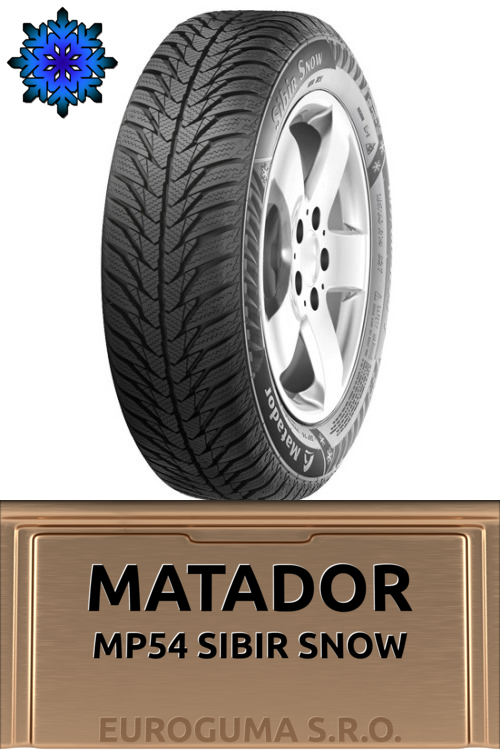 MATADOR MP54 SIBIR SNOW 185/65 R14 86T