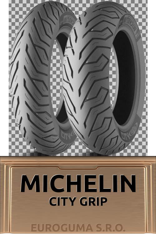 MICHELIN CITY GRIP 120/70-10 54L