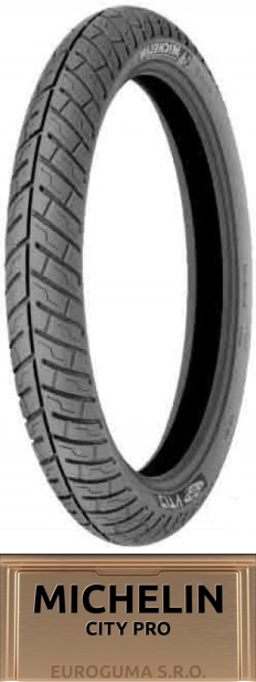 MICHELIN CITY PRO 2,5-17 43P