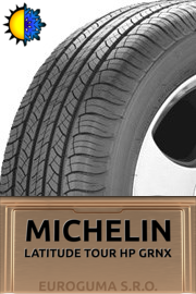 MICHELIN LATITUDE TOUR HP GRNX 235/60 R18 103V