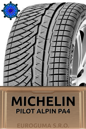 MICHELIN PILOT ALPIN PA4 215/45 R18 93V FSL XL