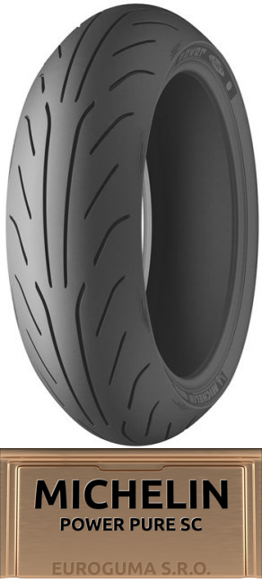 MICHELIN POWER PURE SC 110/90-13 56P