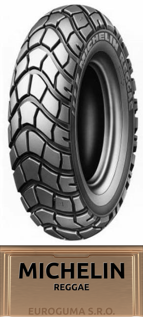 MICHELIN REGGAE 120/90-10 57J