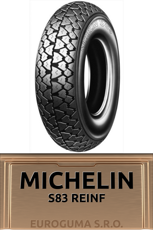 MICHELIN S83 REINF 3,5-10 59J
