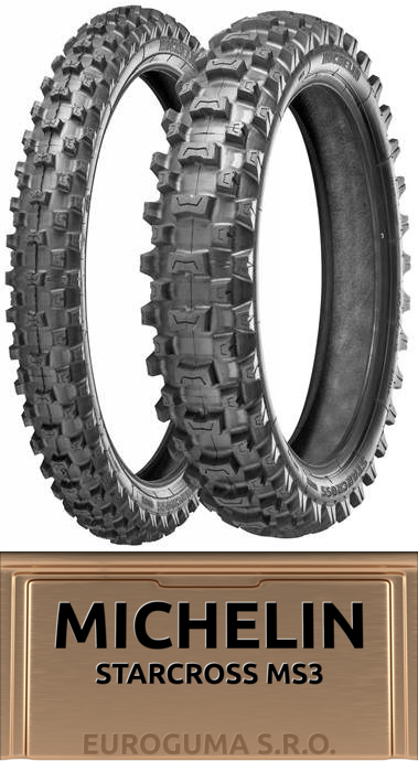 MICHELIN STARCROSS MS3 2,5-12 36J