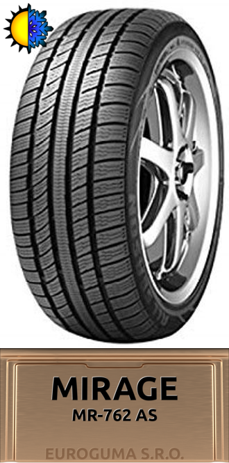 MIRAGE MR-762 AS 185/60 R14 82H