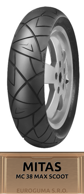 MITAS MC 38 MAX SCOOT 80/90-16 45P
