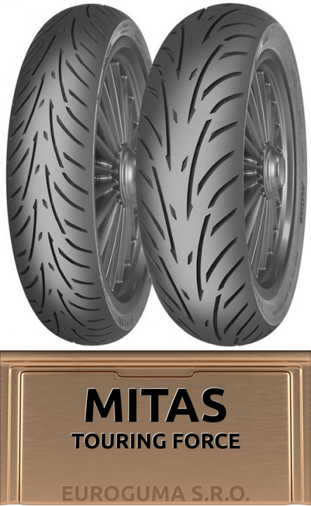 MITAS TOURING FORCE 120/70-12 51S