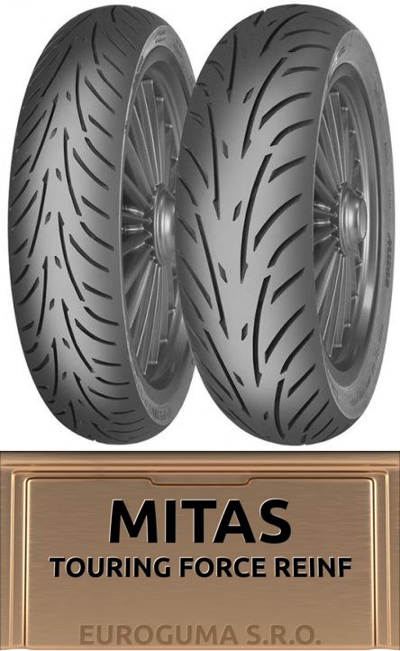 MITAS TOURING FORCE REINF 120/70-12 58P