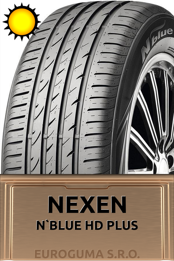 NEXEN N`BLUE HD PLUS 165/60 R14 75H