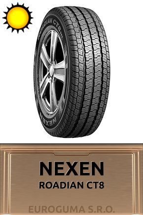 NEXEN ROADIAN CT8 195/75 R16C 110/108 T C