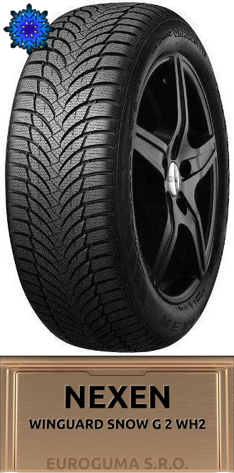NEXEN WINGUARD SNOW G 2 WH2 175/65 R13 80T