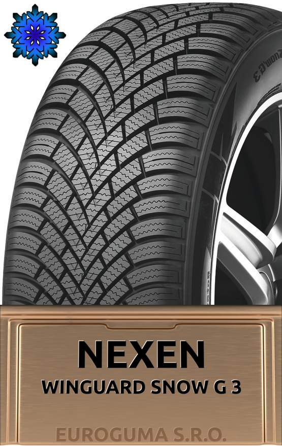 NEXEN WINGUARD SNOW G 3 185/65 R14 86T