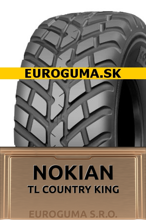 NOKIAN TL COUNTRY KING 560/60 R22,5 161D