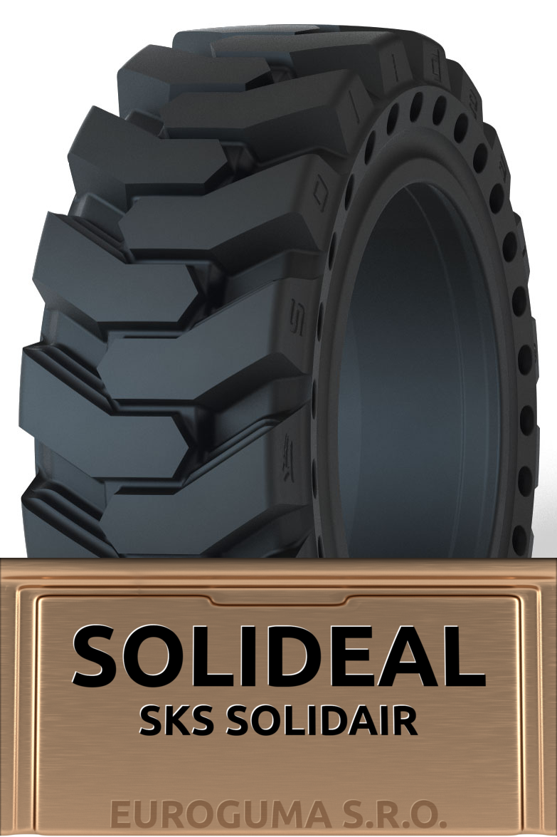 SOLIDEAL SKS SOLIDAIR 33x12-20