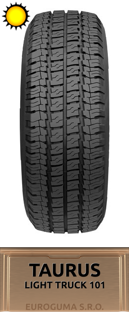TAURUS LIGHT TRUCK 101 165/70 R14C 89/87 R C