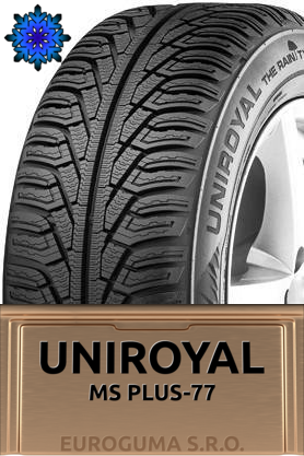 UNIROYAL MS PLUS-77 145/70 R13 71T