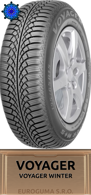VOYAGER VOYAGER WINTER 185/65 R15 88T