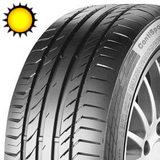 CONTINENTAL SPORT CONTACT 5 265/45 R21 108W JAGUAR JLR