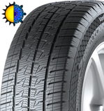 CONTINENTAL VAN CONTACT CAMPER 225/75 R16C 118R C